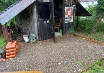 Market Gardener's Hovel at Cleeve Prior